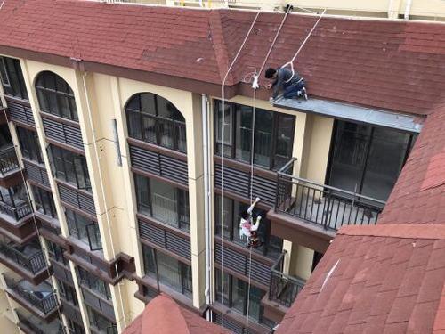 普京娱乐外墙瓷砖维修