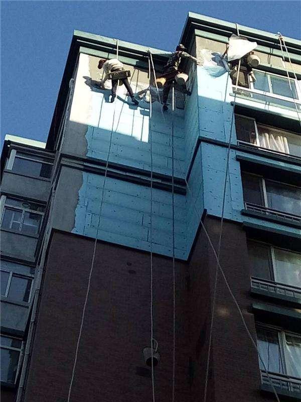 普京娱乐外墙涂料维修