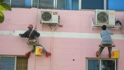 普京娱乐外墙维修企业